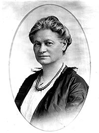 Hannah G. Solomon, Founder of NCJW