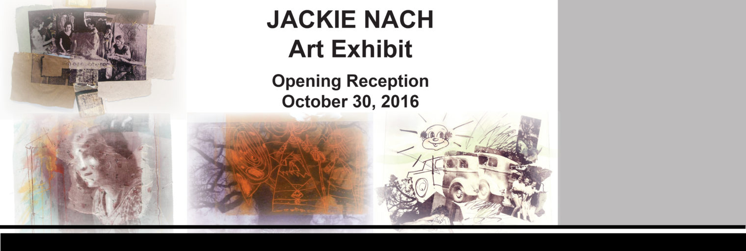Jackie Nach- Art Exhibit - website flash image