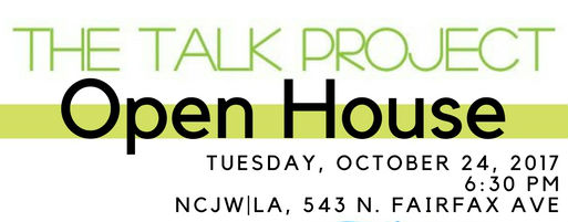 The Talk Project Open House