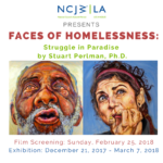 Faces of Homelessness - Film Screening