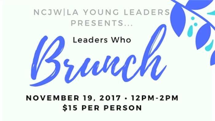 Leaders Who Brunch