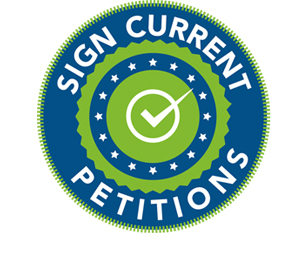 Sign Current Petition